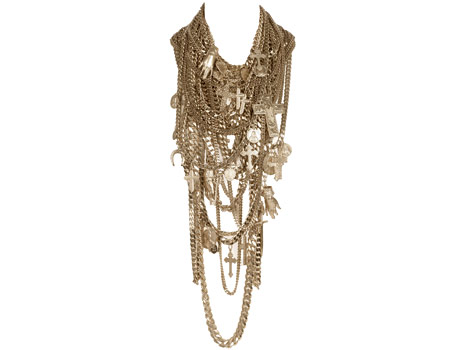 Givenchy Chain Necklace
