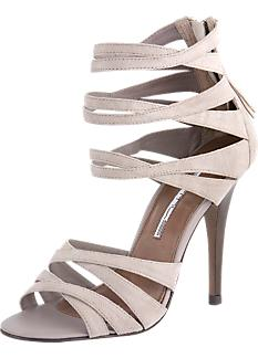 Studio TMLS Strappy Peeptoe Court Shoes